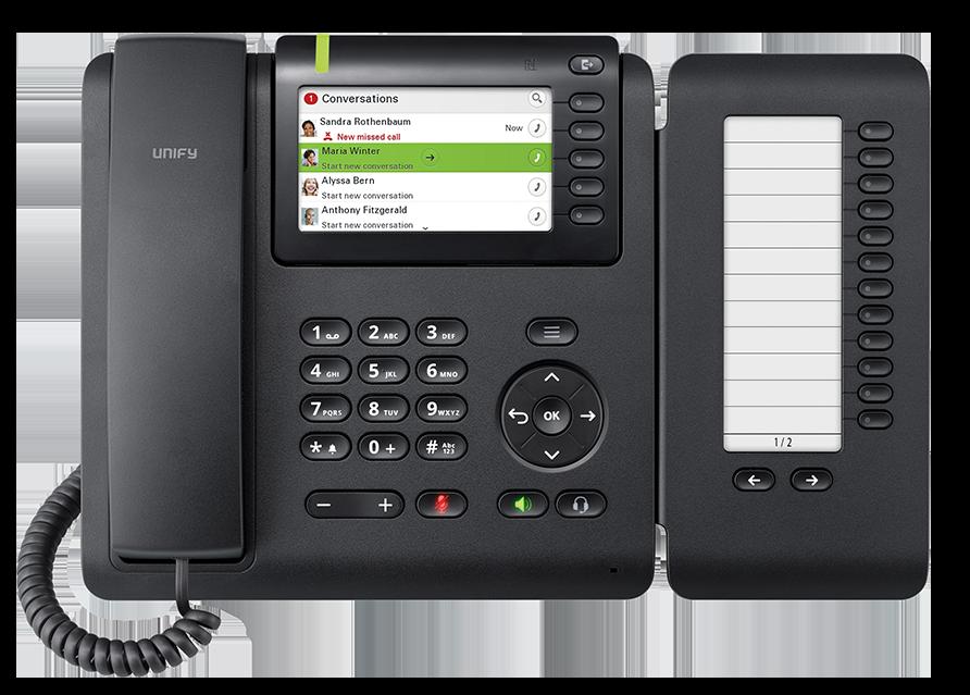 OpenScape Desk Phone family