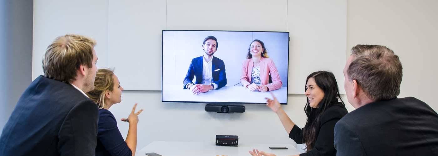 According to Siemens, the key advantage of Circuit Meeting Room is how straightforward the...