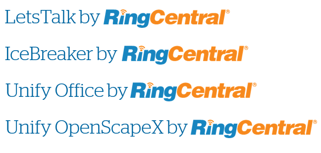 unify office by ringcentral