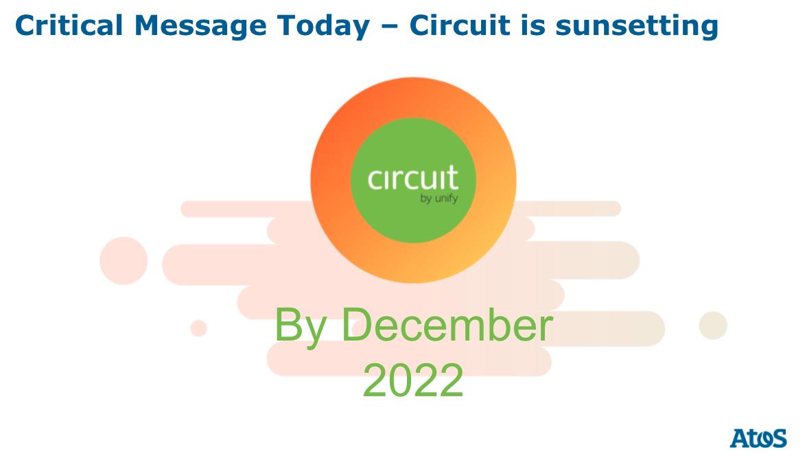 Circuit Sunsetting